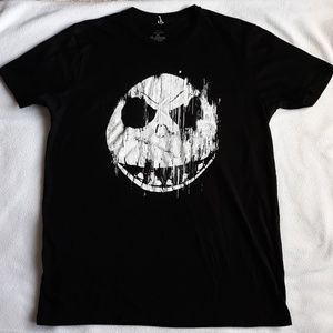2/$25 Disney Nightmare Before Christmas Tshirt L